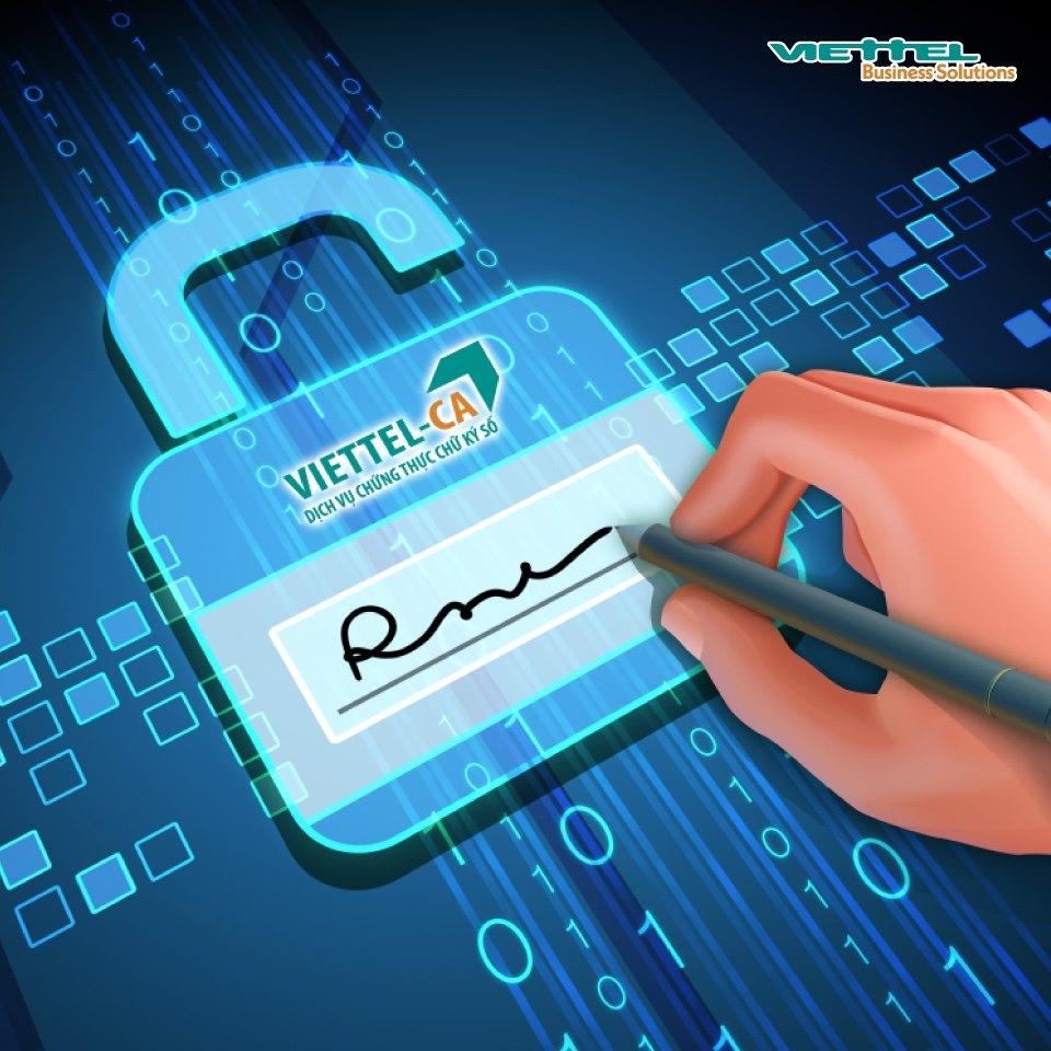 Chữ ký số là thiết bị bắt buộc phải có của mỗi doanh nghiệp